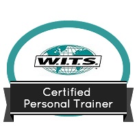 WITS Certified Personal Trainer badge 2020
